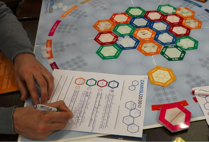 Imagine 2030 Consultation Workshop 1 – Vitez