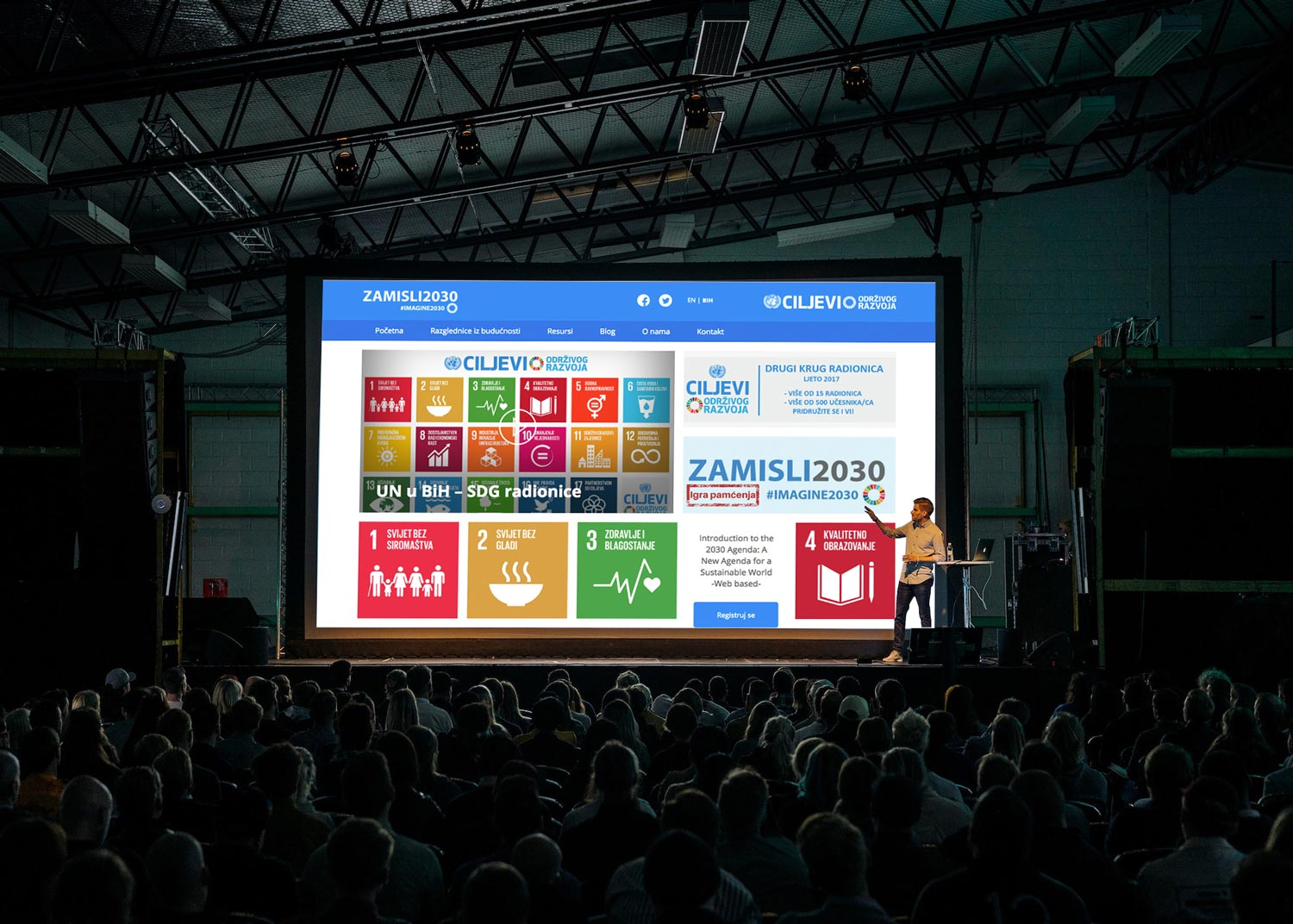 High Level Sustainable Development Goals  Business Conference