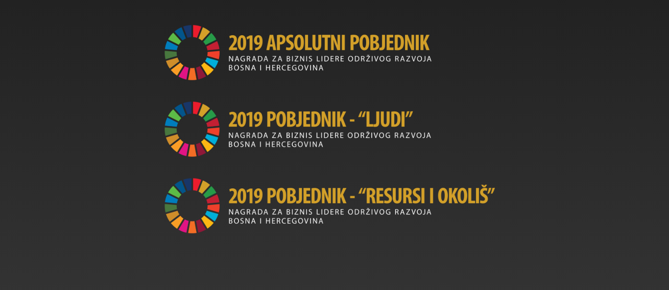 Poziv firmama iz privatnog sektora u BiH za slanje aplikacija za nagradu za Biznis Lidere Održivog Razvoja za 2019.