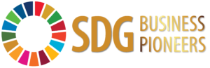 SDG BUSINESS PIONEERS </br> AWARD 2019 Logo