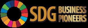 SDG BUSINESS PIONEERS </br> AWARD 2019 Logo