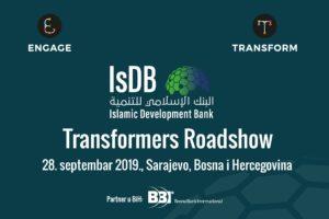 """Takmičenje """"Transformers Roadshow"""" stiže u Bosnu i Hercegovinu Logo"""