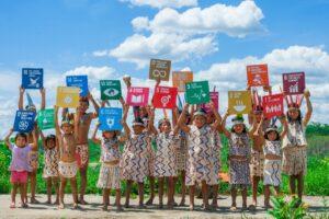 Universal SDGs as guiding principal to combat COVID-19 Logo