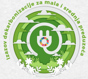 Decarbonisation Challenge for Small and Medium Enterprises Logo