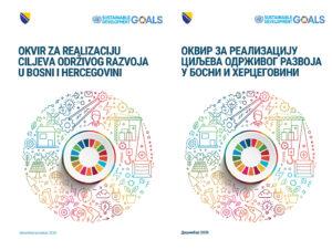 SDG Framework adopted: Key document for BiH's path towards the Agenda 2030 Logo