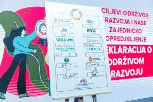 The first SDG Week in Bosnia and Herzegovina puts focus on the SDG Framework Logo